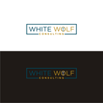 White Wolf Consulting (optional LLC) Logo - Entry #132
