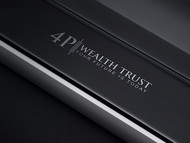 4P Wealth Trust Logo - Entry #242