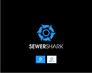 Sewer Shark Logo - Entry #10