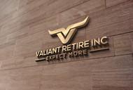 Valiant Retire Inc. Logo - Entry #370
