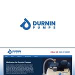 Durnin Pumps Logo - Entry #127
