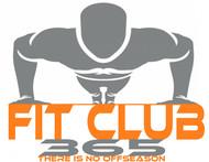 Fit Club 365 Logo - Entry #19