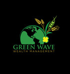 Green Wave Wealth Management Logo - Entry #257