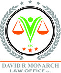 Law Offices of David R. Monarch Logo - Entry #139