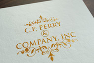 C.P. Perry & Company, Inc. Logo - Entry #39