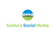 Sasha's Social Media Logo - Entry #69