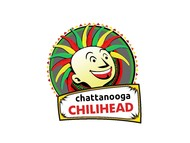 Chattanooga Chilihead Logo - Entry #154