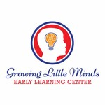 Growing Little Minds Early Learning Center or Growing Little Minds Logo - Entry #20