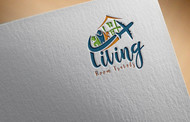 Living Room Travels Logo - Entry #40