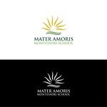 Mater Amoris Montessori School Logo - Entry #486