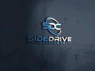 SideDrive Conveyor Co. Logo - Entry #345