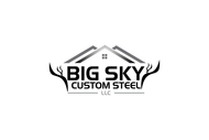 Big Sky Custom Steel LLC Logo - Entry #29