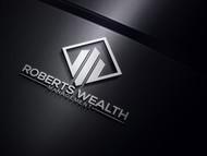 Roberts Wealth Management Logo - Entry #183