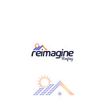 Reimagine Roofing Logo - Entry #305