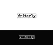 Writerly Logo - Entry #43