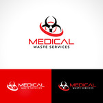 Medical Waste Services Logo - Entry #111