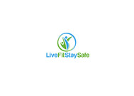 Live Fit Stay Safe Logo - Entry #46