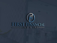 First Financial Inv & Ins Logo - Entry #72