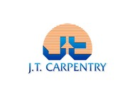 J.T. Carpentry Logo - Entry #76
