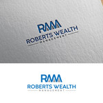 Roberts Wealth Management Logo - Entry #206