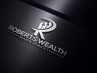 Roberts Wealth Management Logo - Entry #373