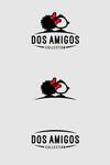 Dos Amigos Logo - Entry #24