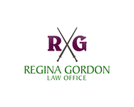 Regina Gordon Law Office  Logo - Entry #58