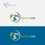 Healthy Livin Logo - Entry #486