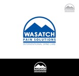 WASATCH PAIN SOLUTIONS Logo - Entry #57