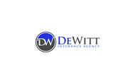 """""""DeWitt Insurance Agency"""" or just """"DeWitt"""" Logo - Entry #57"""