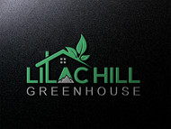 Lilac Hill Greenhouse Logo - Entry #86