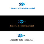 Emerald Tide Financial Logo - Entry #282