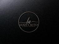Leah's auto & nail lounge Logo - Entry #154