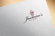 Jasmine's Night Logo - Entry #178
