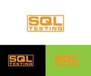 SQL Testing Logo - Entry #363