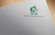 White Wolf Consulting (optional LLC) Logo - Entry #34