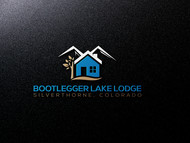 Bootlegger Lake Lodge - Silverthorne, Colorado Logo - Entry #87