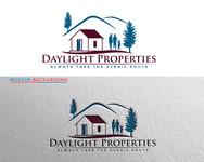 Daylight Properties Logo - Entry #283