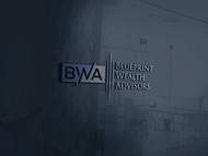 Blueprint Wealth Advisors Logo - Entry #370