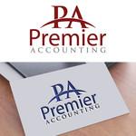 Premier Accounting Logo - Entry #12