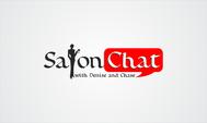 """""""Salon Chat"""" Logo - Entry #5"""