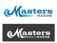 Masters Marine Logo - Entry #103