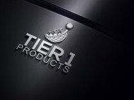 Tier 1 Products Logo - Entry #504