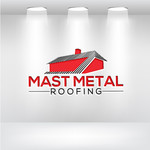 Mast Metal Roofing Logo - Entry #136