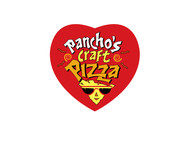 Pancho's Craft Pizza Logo - Entry #102