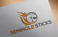 Seminole Sticks Logo - Entry #119