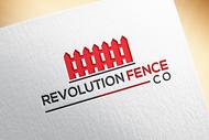 Revolution Fence Co. Logo - Entry #267