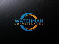 Watchman Surveillance Logo - Entry #196