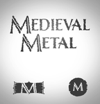 Medieval Metal Logo - Entry #38