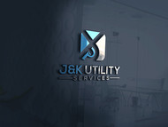 J&K Utility Services Logo - Entry #2